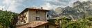 Blick vom Balkon in Riva...