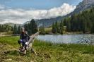 Pause am Lago di...